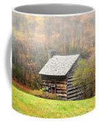 Settle Into The Fog Coffee Mug