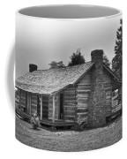 Settlers Cabin Tennessee Coffee Mug