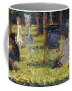 Seurat: Grande Jatte, 1884 Coffee Mug by Granger