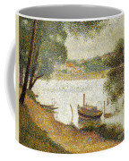Seurat: Gray Weather Coffee Mug by Granger