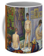 Seurat: Models, C1866 Coffee Mug