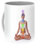 Seven Chakras Coffee Mug