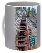 Seven Falls Pastoral Study 2 Coffee Mug
