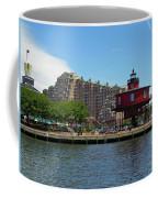 Seven Foot Knoll Lighthouse Coffee Mug