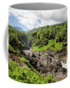 Seven Sacred Pools Ohe'o Mau Coffee Mug