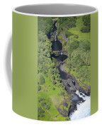 Seven Sacred Pools Coffee Mug