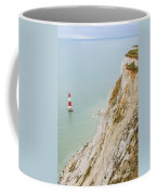 Seven Sisters Cliffs 16 Coffee Mug