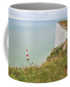 Seven Sisters Cliffs 19 Coffee Mug