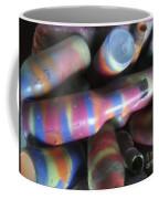 Seventies Bottles Coffee Mug