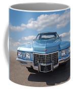 Seventies Superstar - '71 Cadillac Coffee Mug