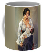 Severini: Maternity, 1916 Coffee Mug