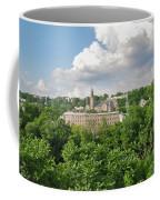 Seville Schofields Mill And St John The Baptist - Manayunk Coffee Mug