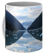 Sawyer Glacier  Coffee Mug