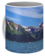 Seward Mountains Coffee Mug