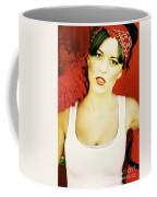 Sexy Cleaning Lady Coffee Mug
