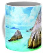 Seychelles Shallows Coffee Mug