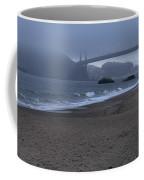Sf Baker Beach Coffee Mug