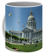 Sf City Hall 2 Coffee Mug