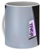 Sfjazz San Francisco Coffee Mug