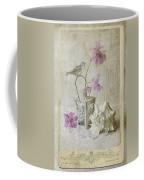 Shabby Chic Azalea Fantasy Coffee Mug