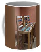 Shabby Chic Chairs Coffee Mug