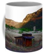 Shack In The Canyons Coffee Mug