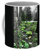Shade Garden Coffee Mug