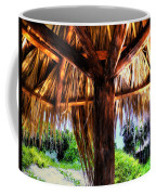 Shade On The Beach Coffee Mug