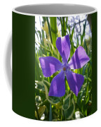 Shaded Greater Periwinkle Coffee Mug