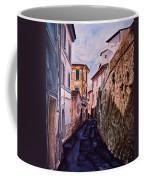 Shaded Street Coffee Mug