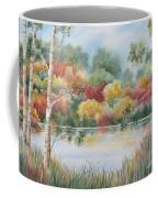 Shades Of Autumn Coffee Mug