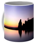 Shades Of Evening Coffee Mug