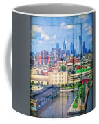 Shades Of Philadelphia Coffee Mug