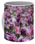Days Of Wine And Tulips Coffee Mug