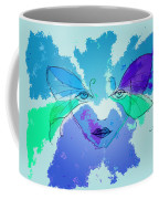 Shades Of The Butterfly Coffee Mug