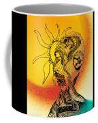 Shades Of The Seventies Coffee Mug