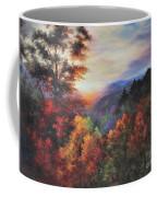 Shades Of Twilight Coffee Mug