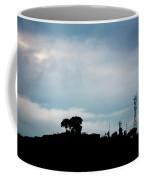 Shadow Horizon Coffee Mug