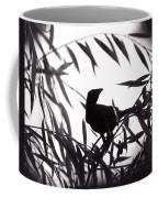 Shadow Of The Crow Coffee Mug