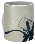 Shadow On The Beach Coffee Mug