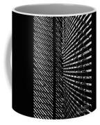 Shadow Pattern No. 208 Coffee Mug