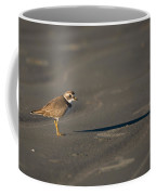 Shadow - Semipalmated Plover Coffee Mug
