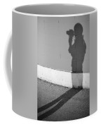 Shadows I Knew Coffee Mug