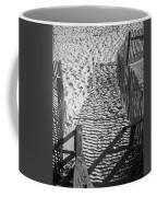 Shadows In The Sand Coffee Mug