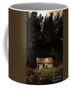Shadows Of Mornings First Light Coffee Mug