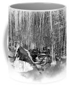 Shadows Of Winter Coffee Mug