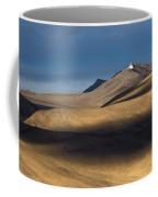 Shadows On Hills Coffee Mug