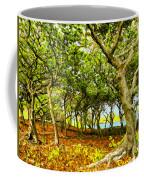 Shady Grove At Wai'anapanapa Coffee Mug