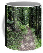 Shady Grove Path Coffee Mug