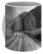 Shady Trail Tonemapped Coffee Mug